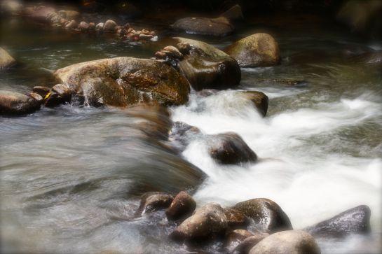 Flow like river